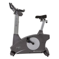 "U.N.O. ""EB 6000 Pro"" Ergometer Exercise Bike"