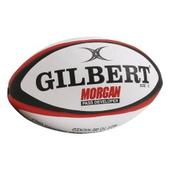 "Gilbert® Rugby-Trainingsball ""Morgan Pass Developer"""