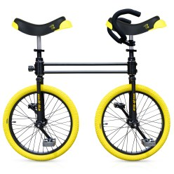 Qu-Ax Twin Unicycle