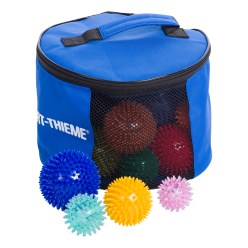 Sport-Thieme Massage ball Set with Bag