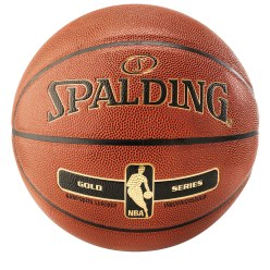 "Spalding® ""NBA Gold"" Basketball"