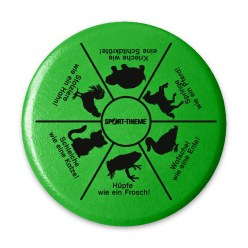 Sport-Thieme® Educational Throwing Discs  Dice