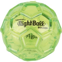 "Tangle® Nightball™ ""Soccer"" Maxi"