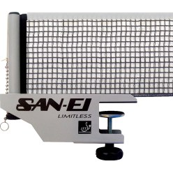 "San-Ei® ""Limitless"" Table Tennis Net Set"