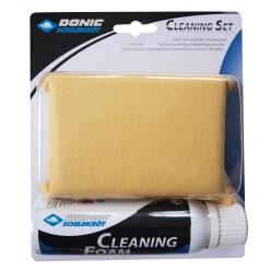 Donic® Schildkröt Tischtennis-Reinigungsset