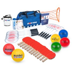 Sport-Thieme 4-in-1 Schulsport-Set