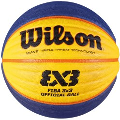 "Wilson® ""FIBA 3x3 Official"" Basketball"