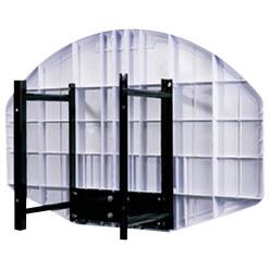 Basketball-Vægholder