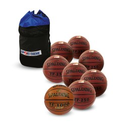 "Spalding® Basketball-Set ""Bundesliga"""
