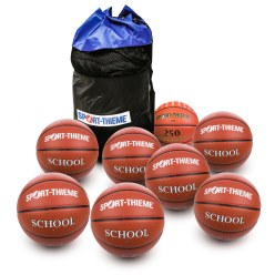 "Sport-Thieme® ""Competition"" Basketball Set"