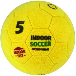 "Sport-Thieme® ""Soccer"" Indoor Football Size 5, 420 g"