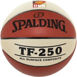 "Spalding® ""TF 250 DBB"" Basketball"
