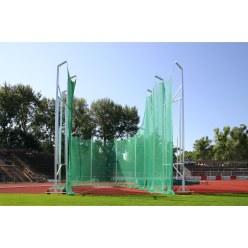 Hammerwurf-Schutzgitter 7 m auf 10 m