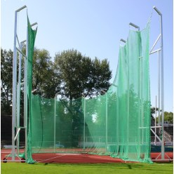 Hammer Throw Safety Net for Cage Height 7 to 10 m