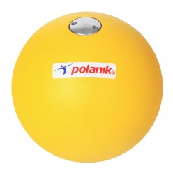 Polanik® Competition Shot Put 85 mm, IAAF, 3 kg