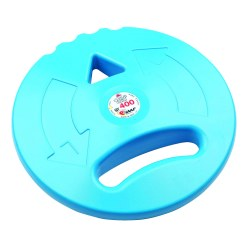 Trial Practice Discus 0.4 kg, light blue