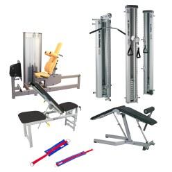Krankengymnastik Geräte Set