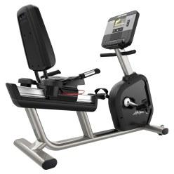 "Life Fitness® Recumbent Bike ""Club Series+"""