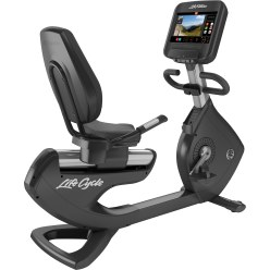 Life Fitness Recumbent Bike Platinum Club Series