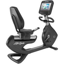 Life Fitness® Recumbent Bike Platinum Club Series
