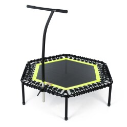 Bellicon® Jumping Fitness Trampolin Neongrün