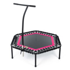 Bellicon® Jumping Fitness Trampolin Pink