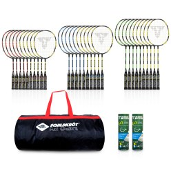 "Talbot Torro® ""ELI"" Badminton Set for Learners"