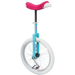 "Qu-Ax® ""Luxus"" Indoor Unicycle"