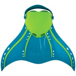 "Finis ""Aquarius"" Mono Fin Tropical Teal"