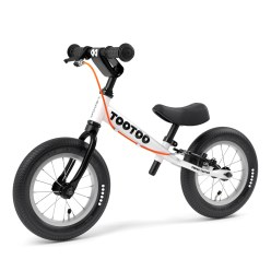 "Yedoo ""TooToo"" Balance Bike White"