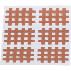 "KS-Medical ""Cross-Patches"" KS Patches 180 patches (27×21 mm), beige"