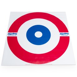 New Age Kurling Target Mat for Kurling