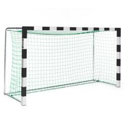 Sport-Thieme® Mini-Handballtor 3x1,60 m, freistehend mit anklappbaren Netzbügeln
