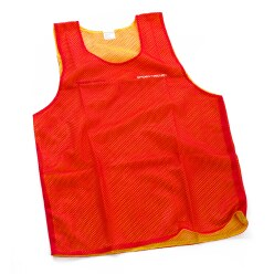 Sport-Thieme Reversible Bib Yellow/red