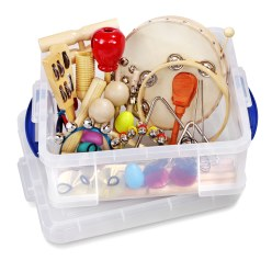 Betzold Musik Classroom Percussion Instrument Set