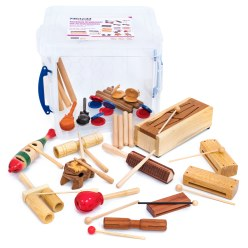 Wooden Instrument Group Set