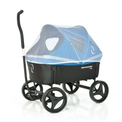 "Beach Wagon Company Mosquito Net for the ""Lite"" Push-Along Cart"