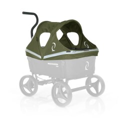 "Beach Wagon Company Canopy for the ""Lite"" Push-Along Cart"