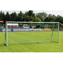 Sport-Thieme Kleinfeldtor 3x2 m, Frei stehend, vollverschweißt mit Netzbefestigung SimplyFix