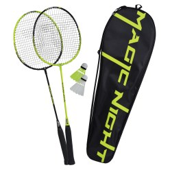 "Talbot Torro® ""Magic Night"" Badminton Set"