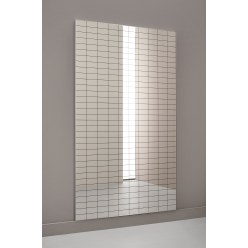 Dinamica Ballet Corrective Mirror with Grid