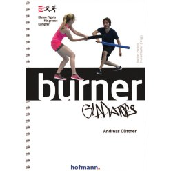 "Burner Motion ""Gladiators"" Book (In German)"