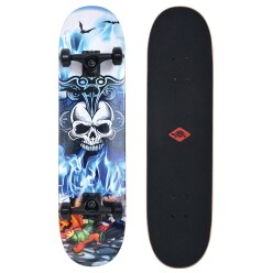 "Schildkröt Fun Wheels ""Grinder Inferno"" Skateboard"