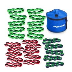 """Sport-Thieme® Aqua-Fitness-Set """"Elastisches Aqua Textilband"""""""