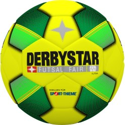 "Derbystar Futsal Ball Fairtrade ""Futsal Fair"
