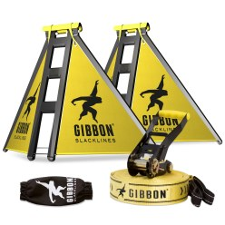 "Gibbon Slackline ""Hall Set"""