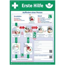 """Schild """"Erste Hilfe"""""""