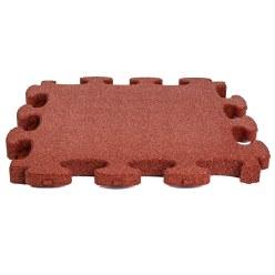 """Gum-tech® Fallschutzplatte """"Puzzle mat 3D"""""""
