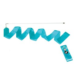 Sport-Thieme® Competition Gymnastics Ribbon Light blue