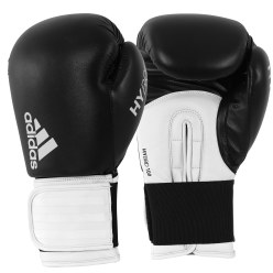 "Adidas ""Hybrid 100"" Boxing Gloves"